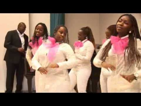 Guhimbaza:Chorale Asaph Zion Temple Sweden.