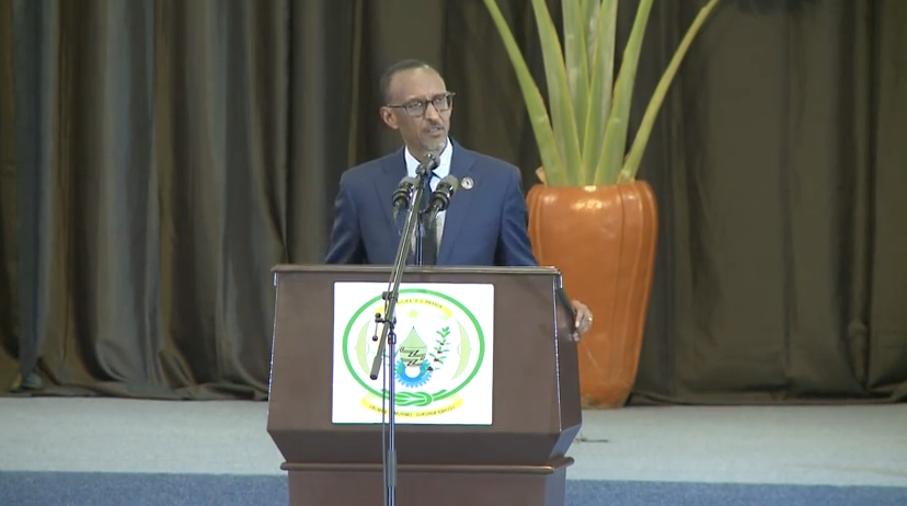 President Kagame speaks at the African Union State Banquet | Kigali, 17 July 2016