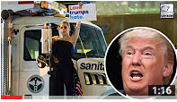 Lady Gaga Protests Against Donald Trump Outside Trump Tower