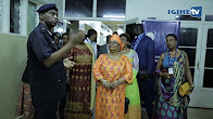 #TAS2017: The First Lady of Mali Visited Isange One Stop Centre and King Faisal Hospital