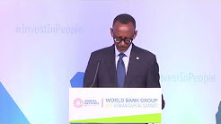 Full speech of President Kagame at World Bank Group 2017 Human Capital Summit